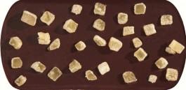 DARK CHOCOLATE 55% GINGER PEEL