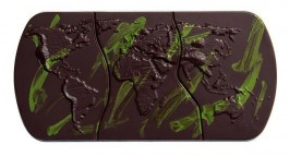 DARK CHOCOLATE 55% PEPPERY MINT