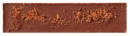 MILK CHOCOLATE 33% CARAMEL AND FLEUR DE SEL